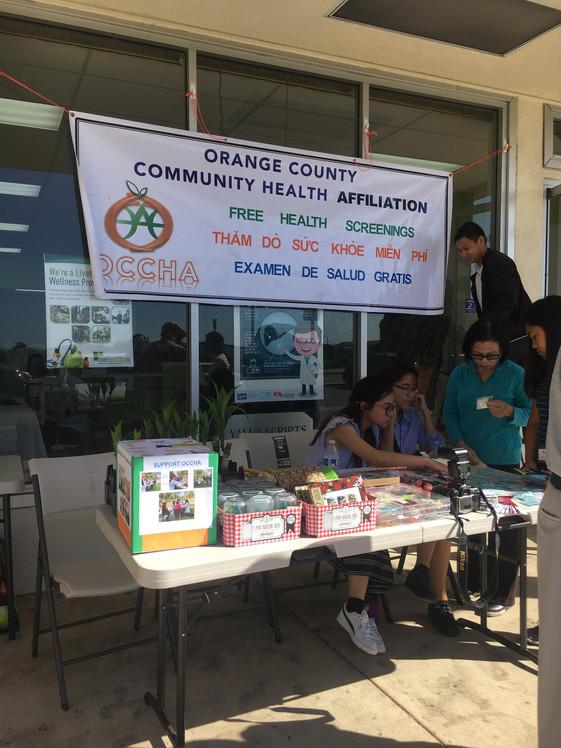 September's Fundraising Event