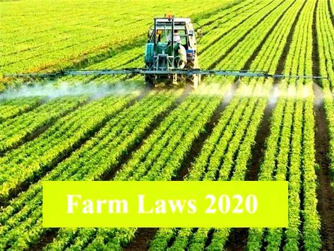 An Overview of Farm Bills, 2020