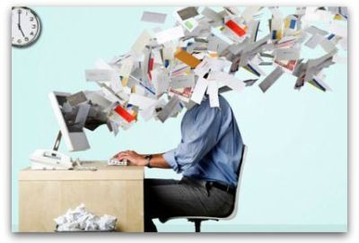Information Overload: What is it doing to your employees?