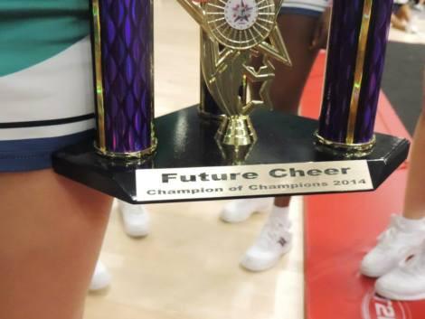 2014 Future Cheer Grand Champs!