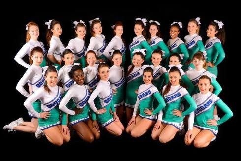 2015 Competition Team