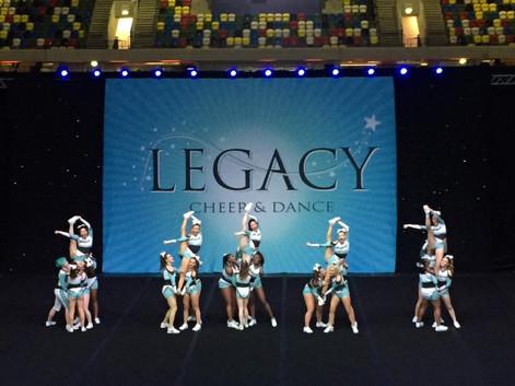 Legacy 2020 Level 1