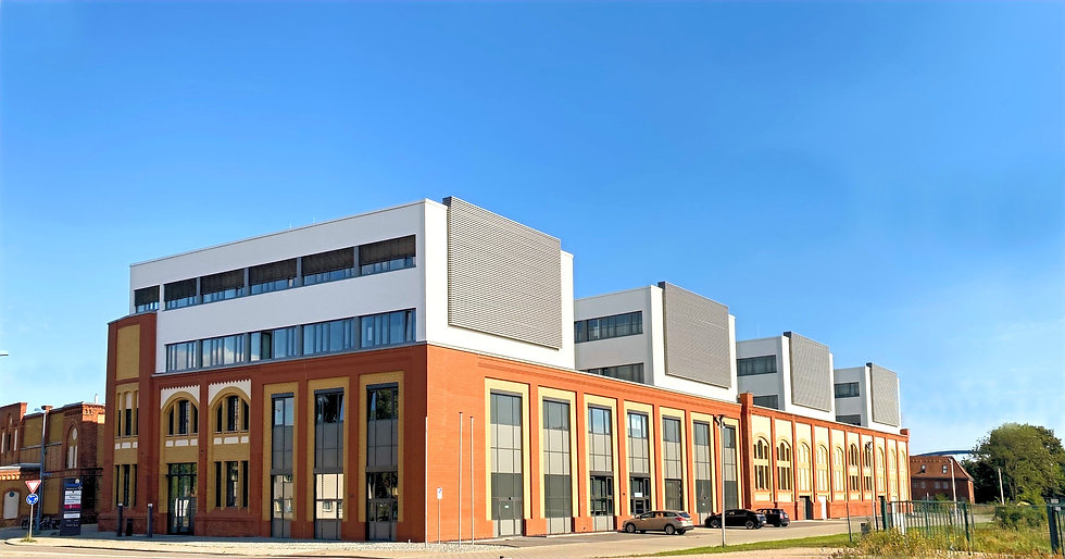 Neoscan solutions head office start-up science port Magdeburg