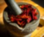 Comment moudre des piments