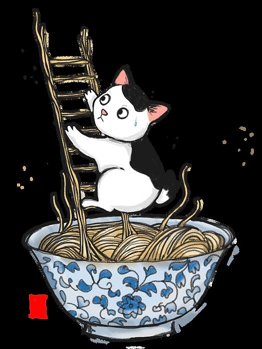 Charlot qui Wok son Way Up