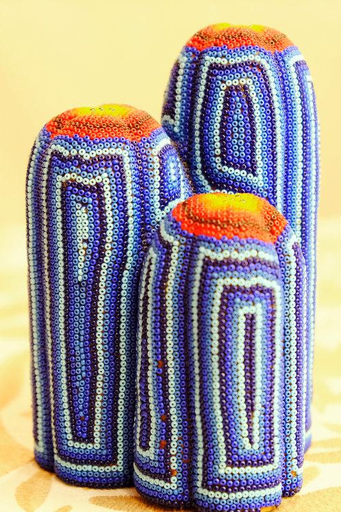 Figura Cactus Huichol