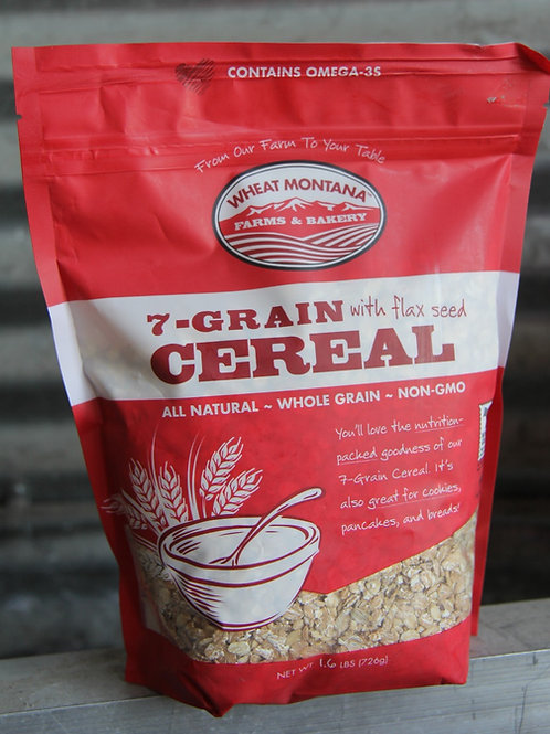 7 Grain Cereal With Flax Seed