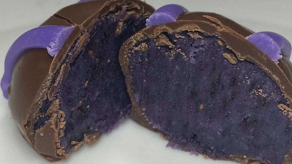 Blueberry Truffles