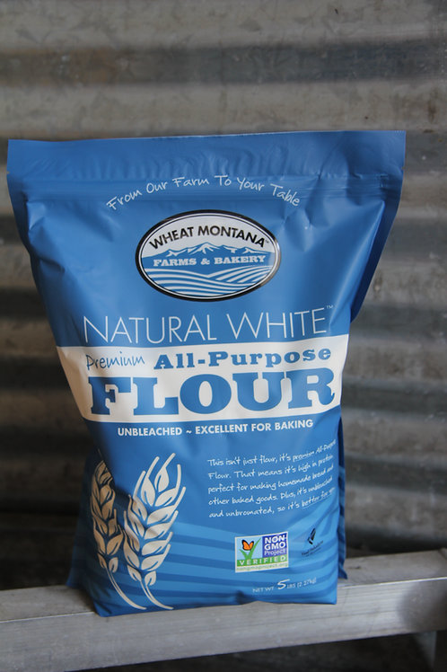 Natural White Flour
