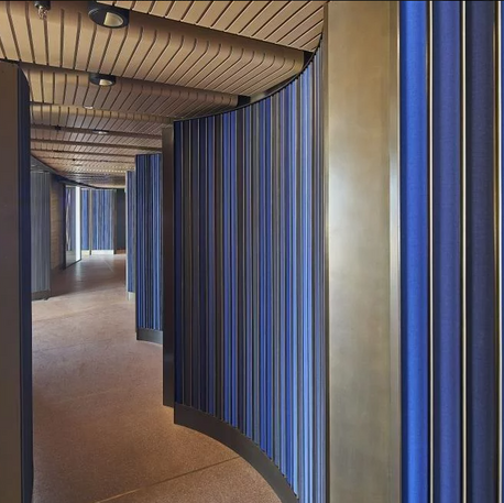 Sydney Opera House- Custom wall panels
