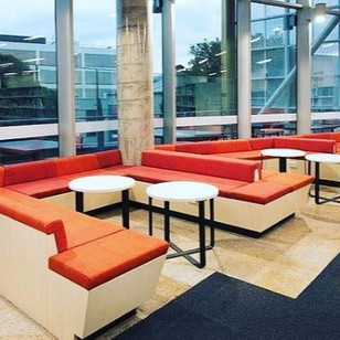 Newcastle University- Booth Seating