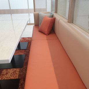 Tradies Caringbah- Custom seating