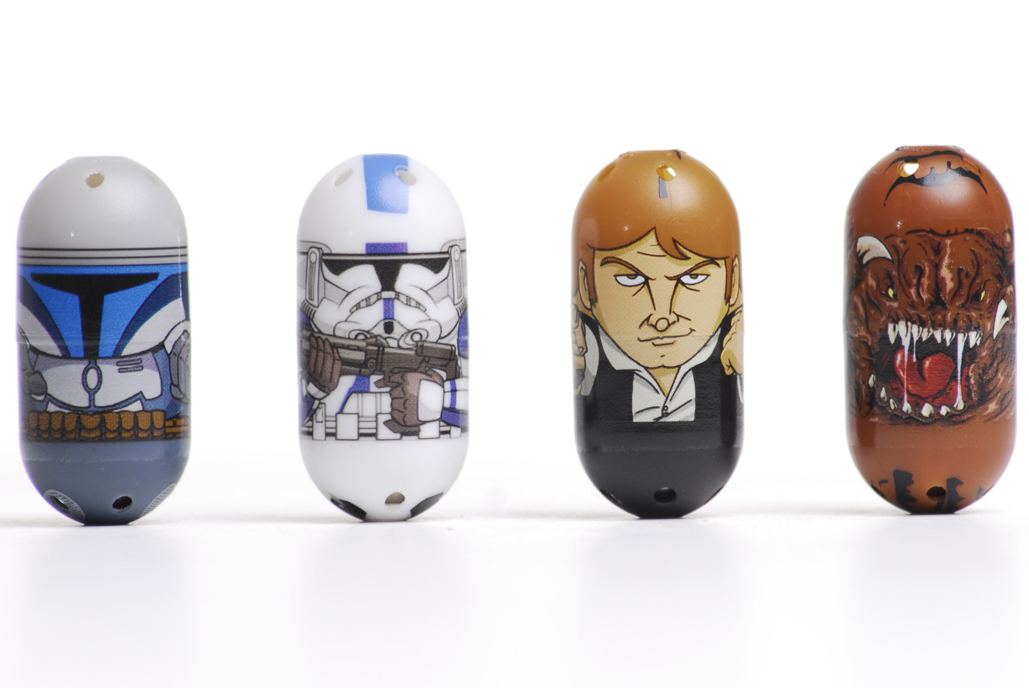 Star Wars Mighty Beanz