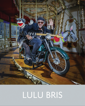 Lulu, marionnette chanteuse, réinvente la chanson sociale dans une ambiance satyrique.