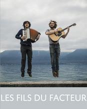 Chanson Française mais Suisse.