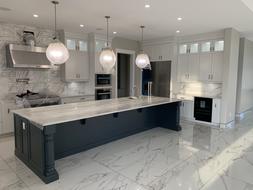 Large Kitchen Installation.