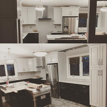 Here is a beautiful kitchen that didn't