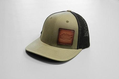 TWA - OD/Black Richardson 110 Flex Fit Hat