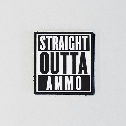 TWA - Straight Outta Ammo Patch