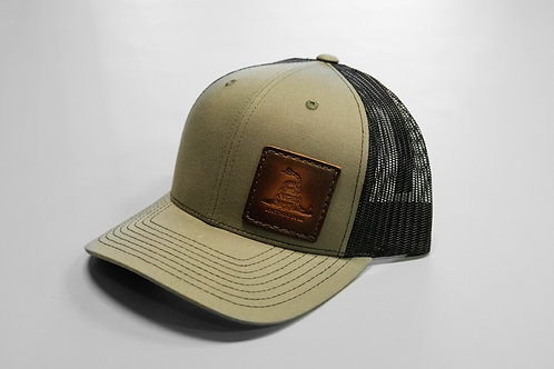 Don't Tread On Me - OD/Black Richardson 112 Hat