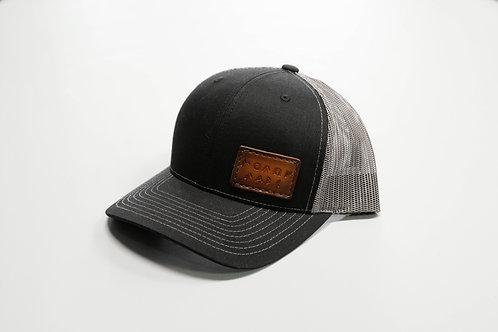 Molon Labe - Black/Gray Richardson 112 Hat