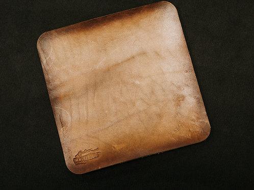 TWA - Leather Mouse Pad