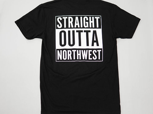 TWA - Straight Outta Northwest Shirt