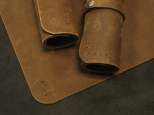 Leather Gun Mat - Variety