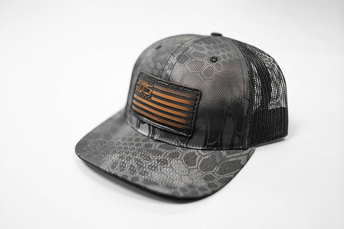 TWA - Kryptek Richardson 112P Hat