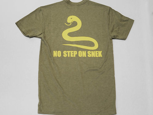 TWA - No Step On Snek Shirt
