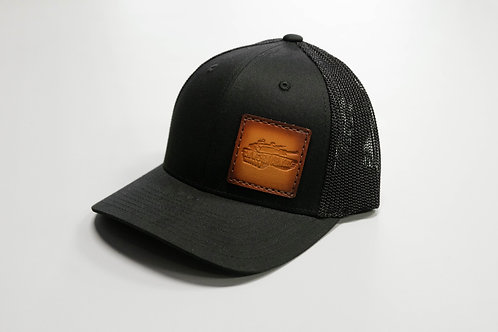 TWA - Black Richardson 110 Flex Fit Hat