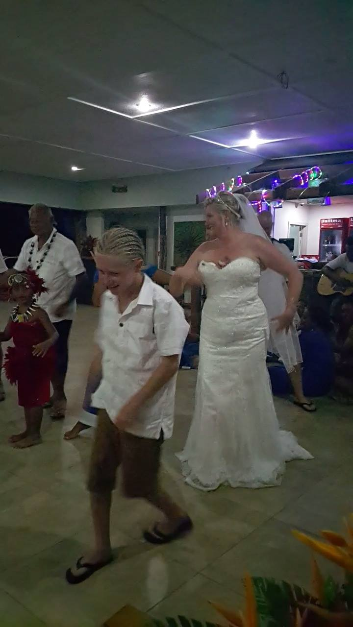 Wedding Dance Samoa