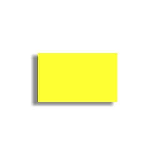 K 26x16mm 1000 gab. Marķešanas etiķetes Permanent Fluorescentas YELLOW, papīrs