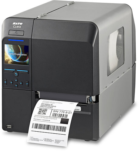 Sato CL4NX 300 dpi