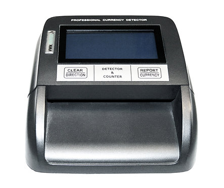 Carrency Detector EC320