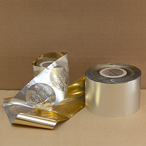 """""""Metallic"""" Ribbon Demo Image"""