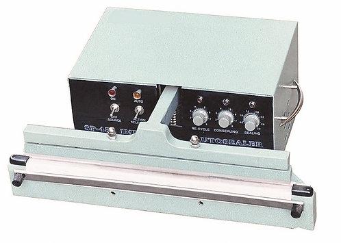 Pusautomātiskais maisu sakausētājs PFS-T450
