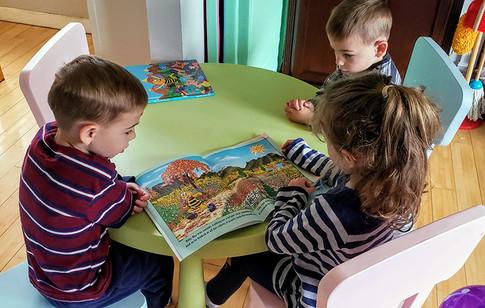 Great Kids Love Great Stories!