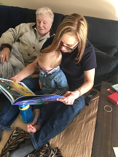 Storytime with Nonni