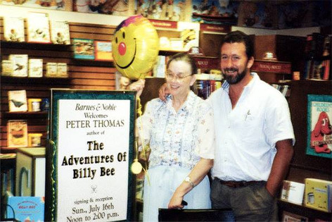1st Barnes & Noble Appearance / Boston 1996