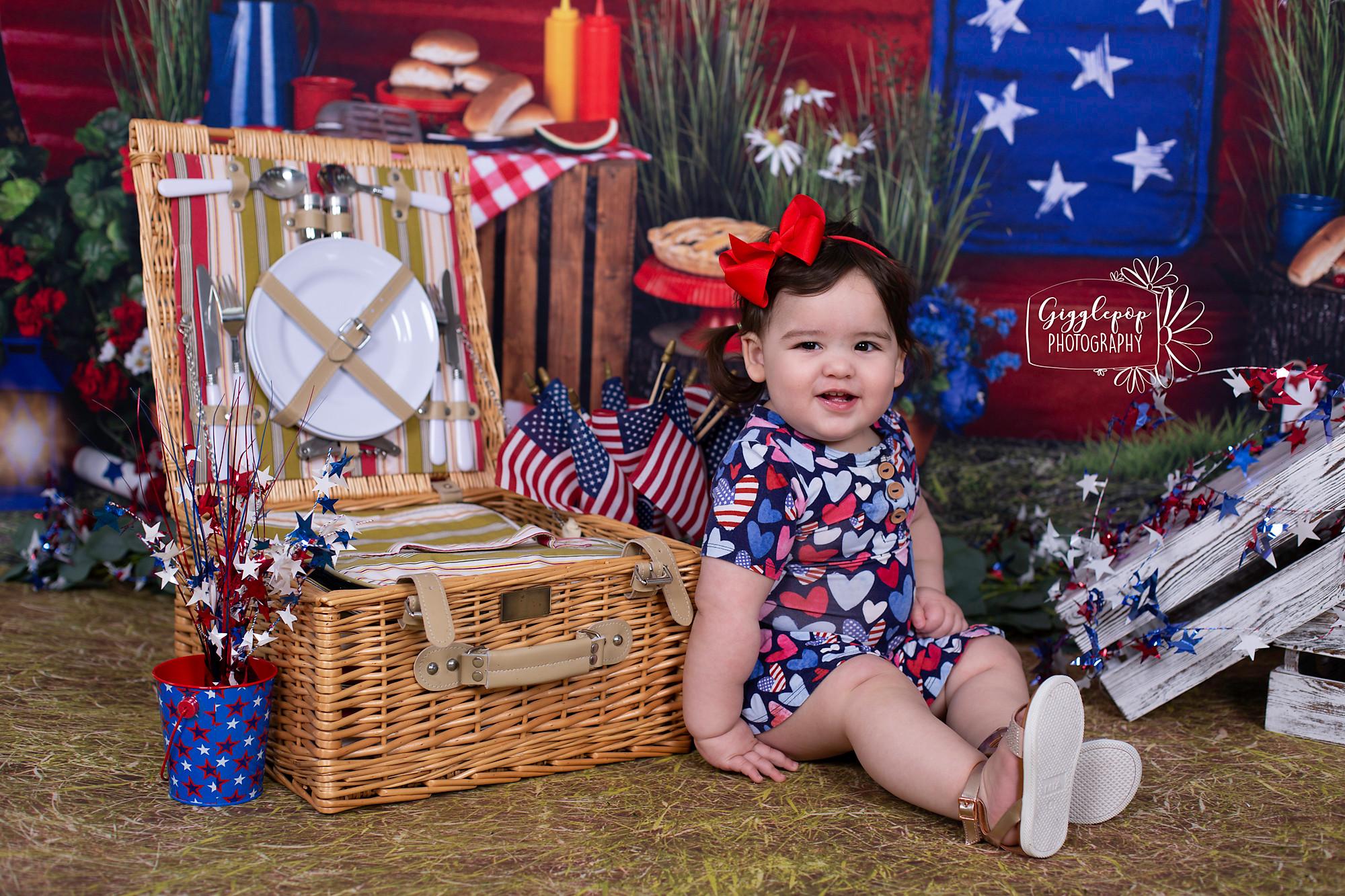 Fourth of July Mini