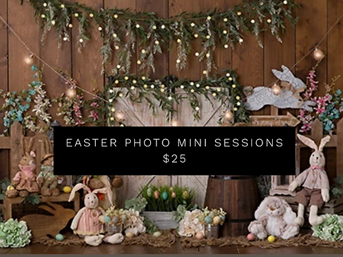 March 21st Easter Minis