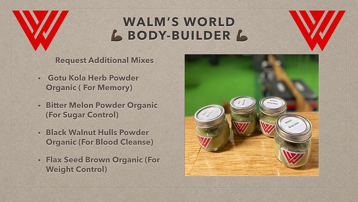 The Body-Builder