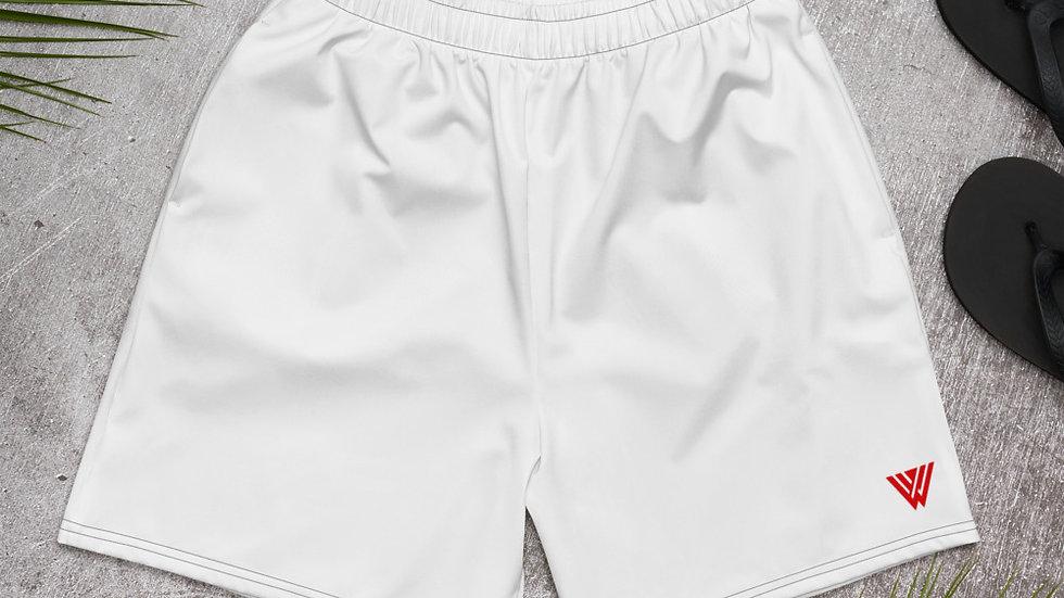 Men's Athletic Long Shorts