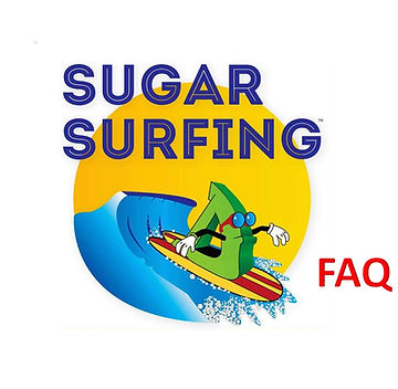SUGAR SURFING Frequently Asked Questions (FAQs)