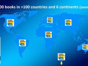 >100,000 Sugar Surfing™ books now worldwide