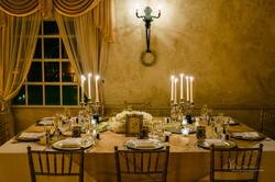 Wedding- Family table