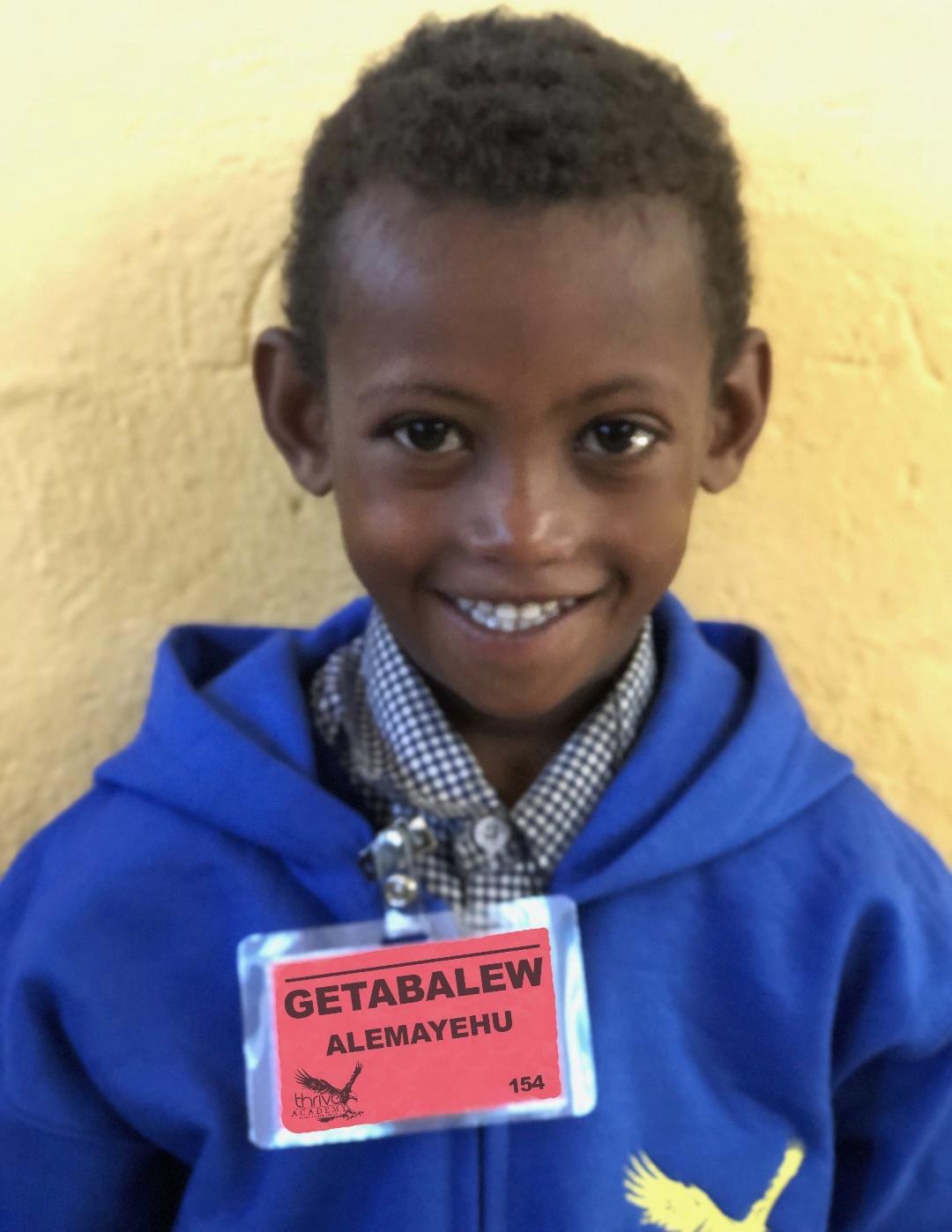 Getabalew Alemayehu #154