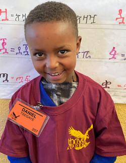 #207  Daniel Tsegaye