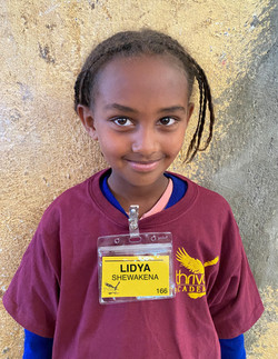 #166  Lidya Shewakena